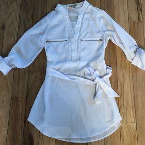 Arden B tunic blouse size XS